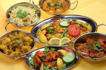 £5 Off your Meal at Indian Aroma Demo